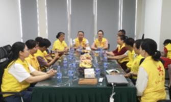 惠州市长者服务联合会发起人会议胜利召开